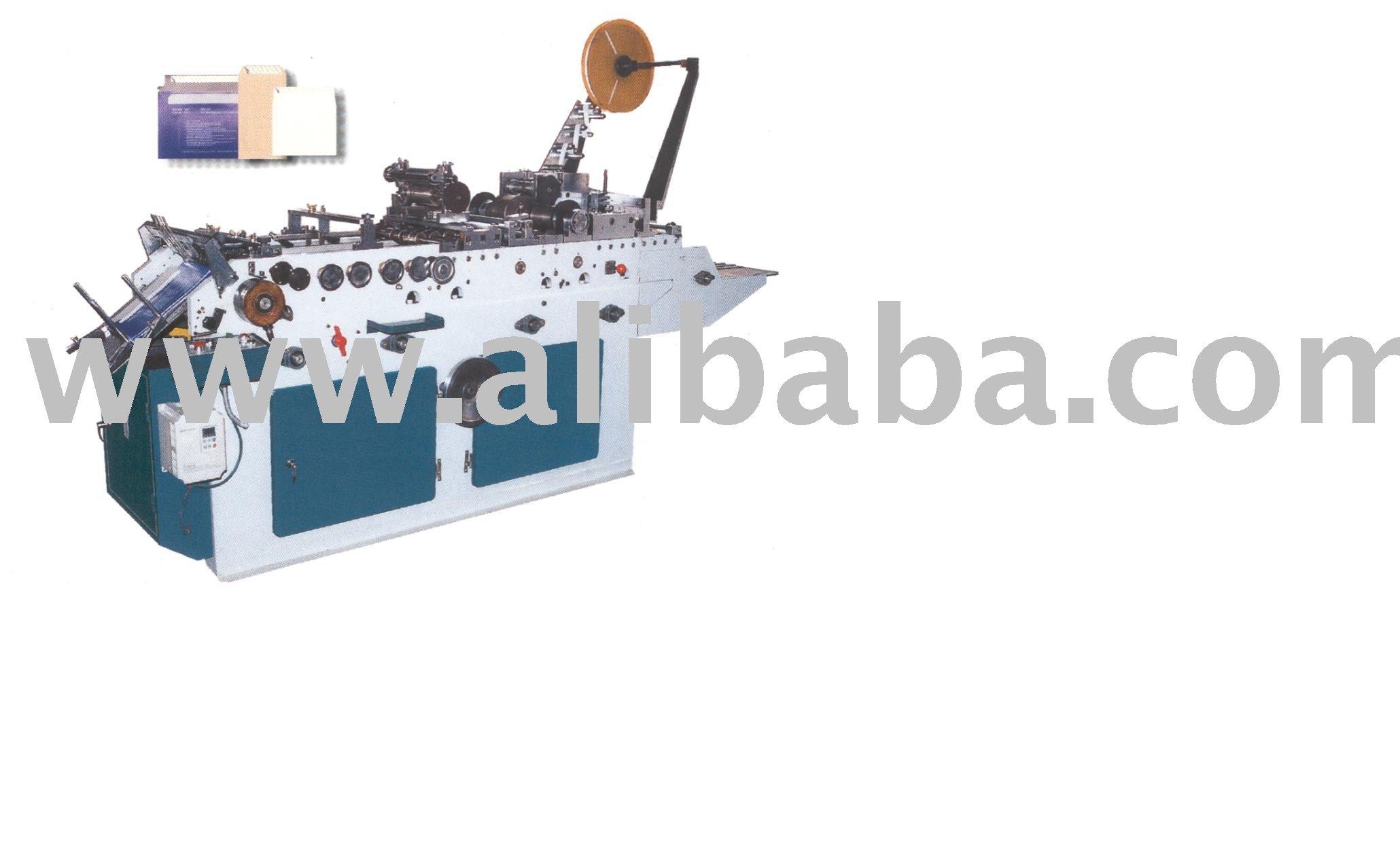used envelope making machine