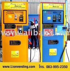 Oil Vending Machines