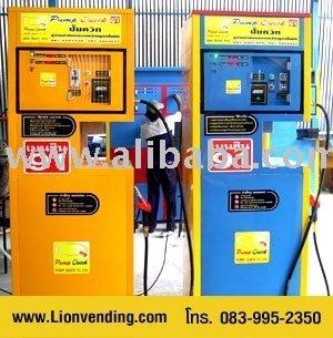Oil Vending Machines