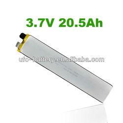 1055275 3.7V 20.5Ah Li-ion Battery Cell for Car Jump Starter