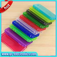 """Double matte tpu case for iphone 5"""" ,case tpu for iphone 5"""