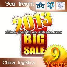 bulk charter ocean freight 2013 sea freight