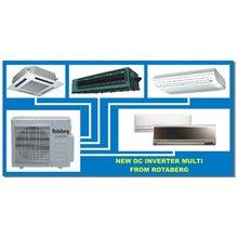 Rotaberg DC Inverter Multi Split Air Conditioner