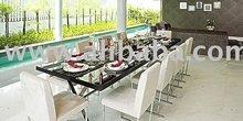 Custom Contemporary Dining Set