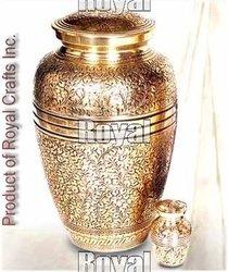Engraved Cremation Urn