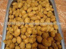 Fried Hot Coated Peanuts