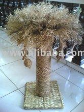 Scratching Palm Tree II