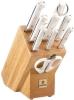 Fully Forged Knives W5100 Block Set (10 Pcs)