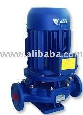 Vertical Inline Pump (Centrifugal Pump)