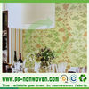 pp spunbonded printed nonwoven, printed wallpaper fabric