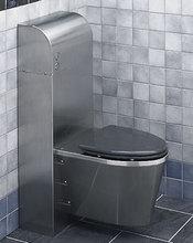 Steel Toilets