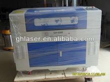 GH-6090 co2 laser cutting machine acrylic, MDF, penelope