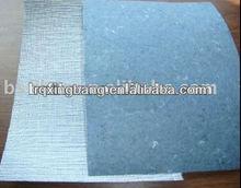 fiberglass combination nonwoven fabric/compound base/capacity for bitumen