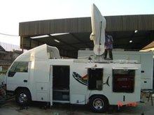 Outdoor Broadcasting Van