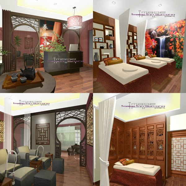 Massage Center Massage Center Design