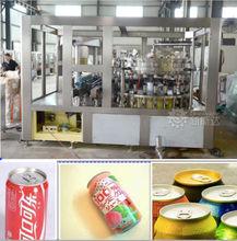 PET Can Sparkling Beverage Bottling Equipment