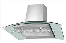 The most beautiful ! EI1929E-S kitchen hood island in china