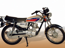 150 cc and 125 cc Honda Model Motorcycle