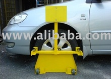Smart Wheel Clamp