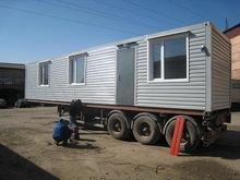 Mobile Accommodation Units And Complete Camps