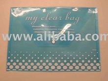 Clear Bag Cfolios Stationery