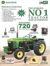 John Deere Tractors ( Jd-720 )