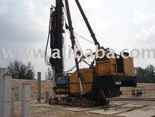 Nissha D308 / 408 / 508 Piling Machine