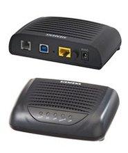 Siemens Cl-110 Router ADSL USB Ethernet Modem