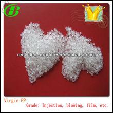 Virgin PP raw materials