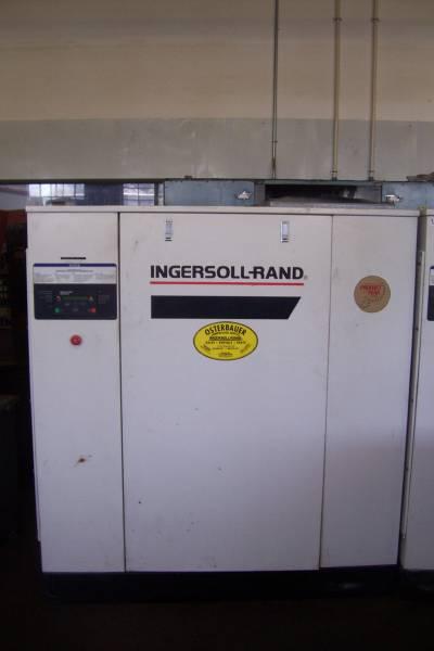 Ingersoll-Rand 2475N5 Air Compressor 5HP 80 Gal Vertical Tank