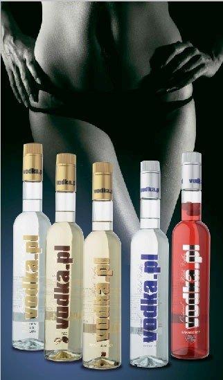 Vodka. Pl-Premium Polish Vodka 3 Times Distilled