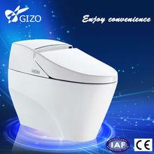 sanitay ware foam siphonic flush toilet
