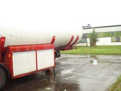 Van Hool LPG Semitrailer
