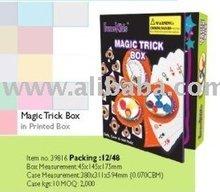 Magic Trick Box