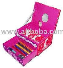 Velvet Music Box