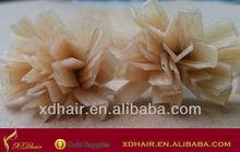 5a virgin peruvian hair V-tip Keratin Prebonded Remy Human Hair ExtensionS