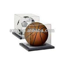 Clear acrylic basketball/baseball display box