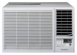 Goldstar aire acondicionado de ventana