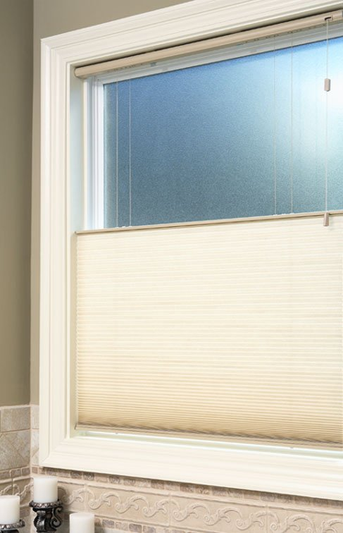 Premium Light Filtering Double Cellular Shades Blindstercom