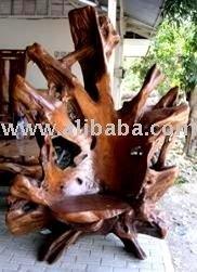 superdeals rústico único hecho de muebles de indonesia de madera de teca antigua