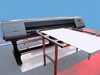 Infiniti Uv16 Printer