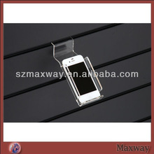 Clear Funny Mini Single Wall Acrylic Mobile Phone Holder