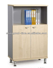 modern melamine wood bookshelf design
