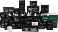 12V 2.8AH battery manufacturer Free sealed 12v lead-acid accumulator battery