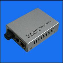 1-port 100M TX and 2-ports 10/100M TX Media Transceiver