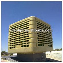 80% energy saving inverter evaporative rooftop air conditioner