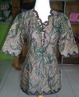 Blouse Batik Audrey