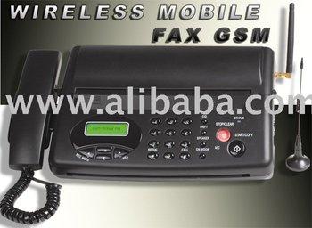 GSM Fax Machine, Wirelless Fax Machine, Gsm Fax, Mobile Fax, Wireless Fax Work On GSM Network SIM Card (Etisalat, Du)