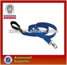 custom durable polyester dog leashes,dog lead,lanyard