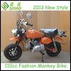Monkey Bike 110cc Pit Bike CE Colorful Bike Useful Bike
